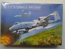 """Heller 80376 a-10 THUNDERBOLT II """"Deny Flight"""" 1:72 NUOVO e SIGILLATO"""