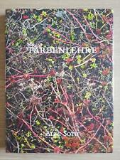 SIGNED Alec SOTH FARBENLEHRE 1st Ed. 2011 Michael MACK Rare Sought after book