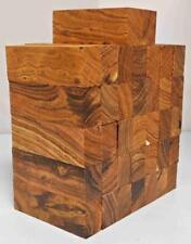 "Desert Ironwood 36 turning blanks blocks knife scales 5.2"" x 1.7"" x 1.2"" Grade B"