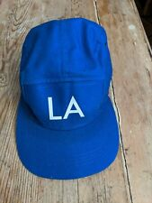 LA Blue Adult Adjustable Baseball Hat