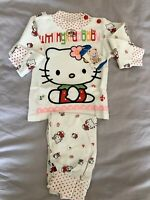 baby girl dress 6-9 months new 'Hello Kitty' Outfit 2 pieces In Set