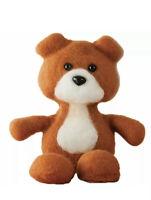 """""""FUZZEEZ TEDDY BEAR"""" Craft A Fuzzy Friend NEW"""