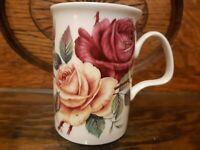 Roy Kirkham English Summer Roses Mugs 2003 Made in England