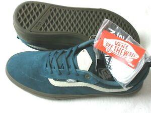 Vans Kyle Walker Pro Mens Skate shoes Dark Gum Green Atlantic Dove Size 9.5 NWT