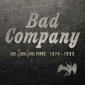 BAD COMPANY The Swan Song Years 1974-1982 remastered 6-CD box set NEW/SEALED