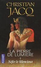 La Pierre de Lumièr, Néfer le Silencieux (en Francias) (French Edition)