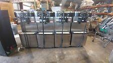 Taylor Crown C713-33 Soft Serve Freezer/Dispenser, Set of 5