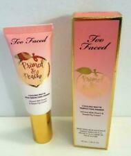 TOO FACED Perfect Primer Primed & Peachy Cooling Matte 40ml/1.35 Oz Full Size