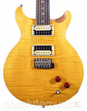 PRS SE Santana Guitare électrique 2018 modèle, Santana jaune (d'Occasion)