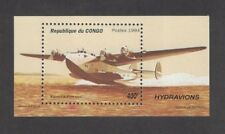 Congo Republic 1071A - Boeing 314. Single.  MNH.OG.  #02 CONGO1071A