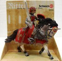 SCHLEICH 70056 new - Cavaliere del Giglio c/spada - Il mondo dei medioevali