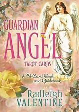 Guardian Angel Tarot Cards Book Radleigh Valentine ISBN 1