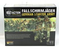 Bolt Action WGB-START-11 Fallschirmjager (German Starter Army) WWII Paratroopers