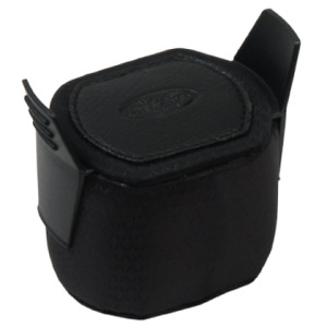WOLF Watch Winder Small Cuff (Black) 1.8, 2.1, 2.5, 2.7, 4.1