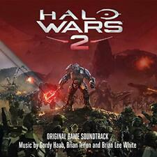 Gody Haab - Halo Wars 2 - Original Game Soundtrack [CD]
