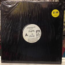 """NM 12""""~PATTI LABELLE~GROOVE ASSASSIN~DWELE~PABLO MARTINEZ~What Can You Do For Me"""