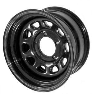 For Jeep Cherokee Xj 84-01 15 X 8 Black Steel Wheel 5 X 4.5  X 15500.01