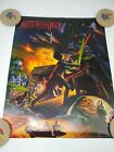 "Vintage Star Wars Return of the Jedi Coca Cola Poster - 22"" x 17.5"""