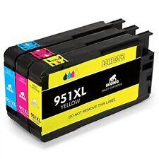 3 Color Ink Cartridge for HP Officejet Pro 6830 8600 8610 8615 8625 5520 Printer