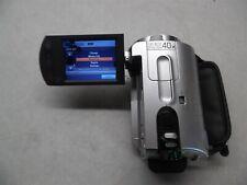 Sony Handycam Dcr-Sr42 30Gb Hdd 40X Optical Zoom