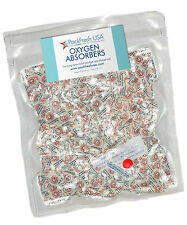 200 x 30cc PackFreshUSA OXYGEN ABSORBER for Long Term Food Storage Preserve