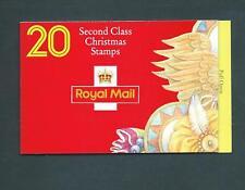 Lx7 Christmas 1994 Cyl B1A - B1F pB97, Nativity, 20 x 2nd / 19p Booklet