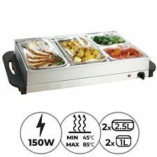 Speisewärmer Warmhalteplatte Buffet Wärmer Gastronomie Küchen Wärmebehälter