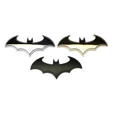 1Pc cool à la mode métal 3D Bat Man style moto voiture autocollant Decal Chrome
