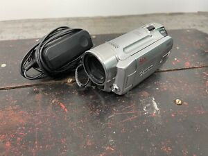 Canon FS100 Video Camcorder - Handheld - 2000X Digital Zoom - With Charger