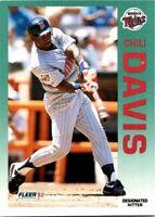 1992 Fleer Baseball - Pick Choose Your Cards #200-299