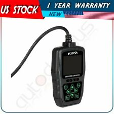 8-18V Battery Car Scanner Diagnostic Code Reader OBD2 OBDII EOBD Tool AH4100