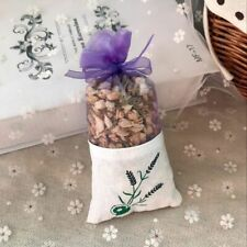 Natural Dried Flower Rose Flowers Jasmine Lavender Bud Sachet Bag Aromatherapy