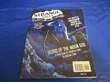 Strange Tales Of Mystery & Terror #10 Horror Fiction Adrian Cole Dick Lupoff FN