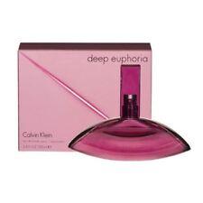 Calvin Klein Deep Euphoria 100ml EDT Spray Authentic Boxed Sealed
