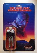 Custom 3 3/4 Town that Dreaded Sundown Vintage Style Horror Action Figure MOC