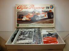 PROTAR 167 ALFA ROMEO 179 MARLBORO - F1 RED + WHITE 1:12 - UNBUILT IN BOX