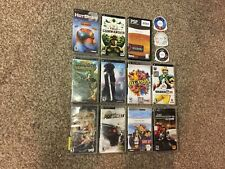 LOT OF 14 PSP GAMES UMD For PlayStation Portable Sony PSP