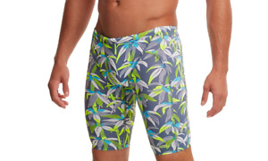 Funky Trunks Bam Boozled High Quality Chlorine Resistant Swimming Jammers