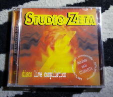 STUDIO ZETA 1997 DISCO LIVE COMPILATION Mix by Edo Munari NR1144-2