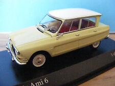 CITROEN AMI 6, 1964 Rare Minichamps Model 1:43 NLA