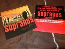 The Sopranos *Eight 12x12 Promotional Cardboard Poster Flats/James Ganolfini!