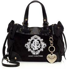 Juicy Couture Snowflake Velour Daydreamer Handbag