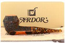 "ARDOR D. Rovera "" Urano "" Bulldog | Handmade Italy | 9mm Pfeife Pipe 968"