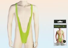 Green Mankini, Borat Style Thong Swimsuit For Fancy Dress Or Stag Do's
