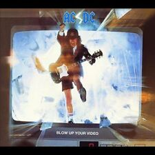 AC/DC Blow Up Your Video CD digpak Heatseeker That's the Way I Wanna Rock n Roll