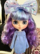 "Custom Factory OOAK Blythe Doll ""Lobelia"" by Dollypunk21"