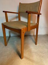 Stuhl Findahl's dining chair mid century Teak massiv 60s Vintage Denmark