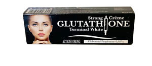 TERMINAL WHITE GLUTATHIONE INJECTION STRONG CRÈME TUBE