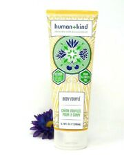 Human + Kid Vegan Skincare Body Souffle in a Tube 6.76 Oz. Full Size, New Sealed