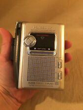 "Panasonic RQ-L51 ""Walkman"" Cassette Recorder Player No Power Supply"